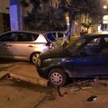 Rocambolesco incidente a Pozzopiano, sei auto coinvolte