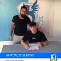 Vigor, nei biancazzurri anche il giovanissimo Antonio Serino