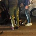 Investita mentre attraversava sulle strisce pedonali, ferita una donna