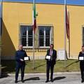 Coronavirus: Bottaro, Martorano e Triggiani ricevono una targa per il «profuso impegno»