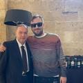 Vip a Trani: una domenica con Cesare Cremonini