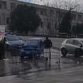 Incidente sul ponte di via Istria: coinvolte due automobili