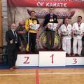 Due argenti per Sebastiano Mastrulli al Campionato mondiale di Karate in Russia
