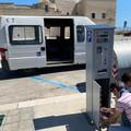 Sosta a pagamento, installato parcometro sul piazzale di Santa Maria di Colonna