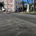Piazza Plebiscito, conclusi i lavori di risistemazione stradale