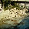 Abbattimento del muro in via Verdi, Briguglio: «Al suo posto una recinzione di sicurezza»