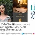 Libri nel borgo antico, c'è anche la scrittrice tranese Valeria Mancini