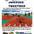 Jumping together, gare di atletica leggera a cura dell'associazione Nicholas De Santis
