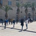 I ristoranti di Trani protestano in piazza Quercia: «Soli non possiamo rialzarci»