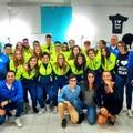 L'Apulia Trani si prepara ad affrontare la squadra abruzzese Asd Free Girls