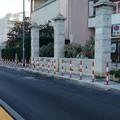 Trani, installati nuovi paletti per contrastare il parcheggio selvaggio