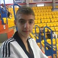 Open internazionale di Taekwondo, sul podio Giuseppe Di Leo