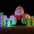 Trani si accende per il Natale con le luminarie artistiche