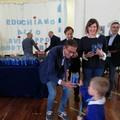 Scuola Cezza, avviata la consegna delle borracce in alluminio per gli studenti di Trani