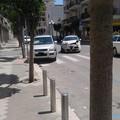 Incidente su corso Vittorio Emanuele, nessun ferito grave