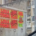 """A Trani ritorna il circo  """"Lidia Togni """" e il problema delle affissioni abusive"""