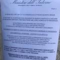 """""""Chi non è residente deve lasciare il condominio """", a Trani truffa con falsi volantini"""