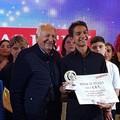 """Il tranese Gabriele Zagaria premiato da Mogol nell'ambito del contest  """"MusicGallery Puglia """""""