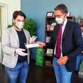Coronavirus, a Trani donate 440 mascherine alle forze dell'ordine