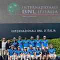 Tennis, agli internazionali di Roma anche tanti arbitri tranesi