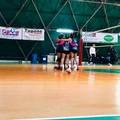 L'Adriatica Trani conferma le aspettative contro il Mesagne Volley