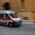 Donna investita in via Superga: trasportata in ospedale in codice rosso