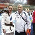 Annalisa Marzulli conquista la medaglia di bronzo nel campionato italiano di lotta libera femminile