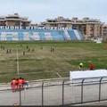 Finisce 1-1 al Comunale l'incontro Apulia Trani - Chieti: un punto importante contro la capolista