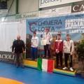 """Judo, Fabio Carbone è  """"Campione d'Italia 2017 """" nella lotta greco-romana"""
