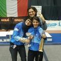 Arianna Catanzaro conquista il terzo podio nelle gare nazionali di scherma