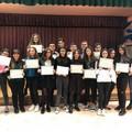 Premiati i 10 e lode della scuola Baldassarre con una novità