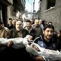 I bimbi palestinesi morti