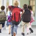 Basta zaini pesanti: alunni a rischio