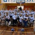 Grande successo per l'esordio del primo Campionato Regionale Baskin Puglia