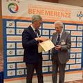 Più di vent'anni come dirigente sportivo, premiato Mauro Simone dell'Apulia Trani