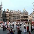 La percezione dello straniero all'estero. Vivere a Bruxelles.