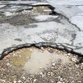 Buche e crateri del 2009