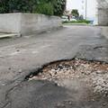 I danni delle strade dissestate