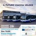 Amet,  a Trani quattro nuovi bus a bassa emissione