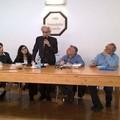 Al liceo classico De Sanctis il professor Luciano Canfora