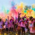 """Colore e divertimento oggi a Molfetta: via alla  """"color run """""""