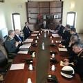 Feste di Pasqua, riunito in Prefettura il comitato per l'ordine pubblico