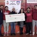 Sport e solidarietà, la New Juve Trani raccoglie fondi per ConTeSto Onlus