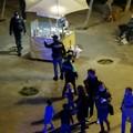 """Trani, controlli  """"anti Covid """" nel centro storico"""