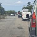 Incidente sulla Trani - Corato, uno dei due mezzi coinvolti era rubato: fuggito il conducente