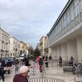 Pagamento anticipato pensioni, nessun assembramento fuori gli uffici postali di Trani