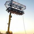 """Mangiare a 50 metri di altezza, a Trani arriva  """"Dinner in the sky """""""
