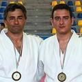 Judo, medaglia di bronzo per la coppia Di Pierro-Valente