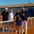 Campionato invernale, brillano gli atleti del Tennis Club Trani
