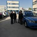 La sottosezione della Polizia stradale di Trani intitolata a Tommaso Capossele